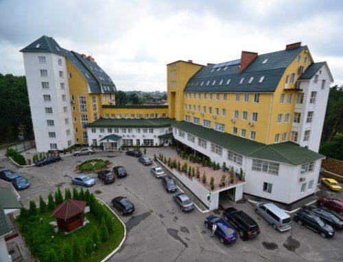 Киевский отель Верховина открыл новый корпус