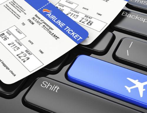 Покупка авиабилетов в деловую поездку