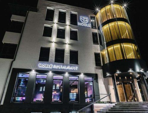 Отель премиум-класса в Луцке — Noble Boutique Hotel