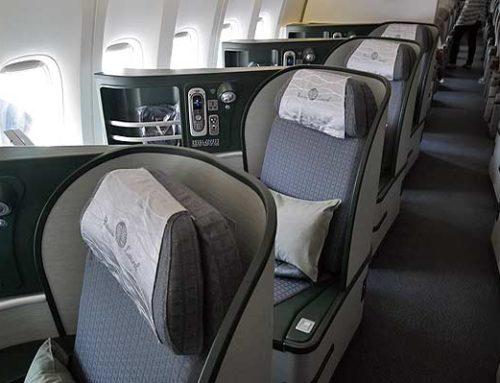 Преимущества полета бизнес-классом