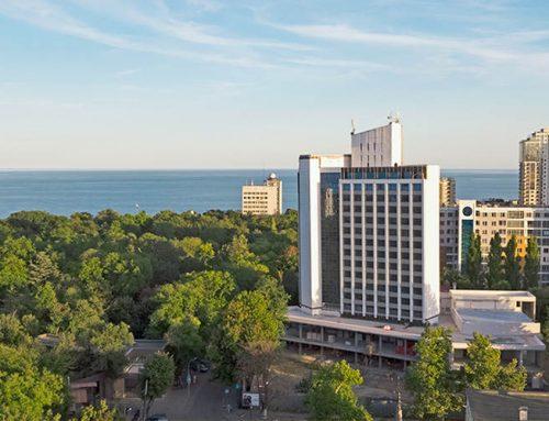 Открытие Premier Hotel Odesa 5* после реконструкции