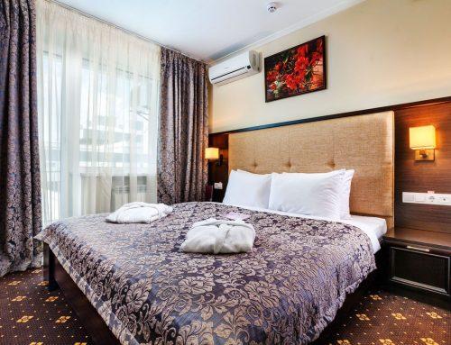 Братислава – одна из лучших бизнес гостиниц на левом берегу столицы