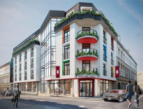 Открыт новый отель сети Reikartz во Львове — Mural